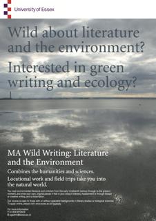 Essex University MA Wild Writing