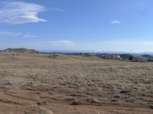 High Plains shortgrass prairie