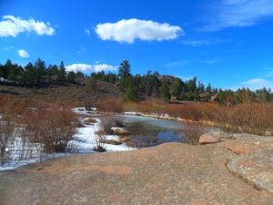 Ponds 3 at Vedauwoo