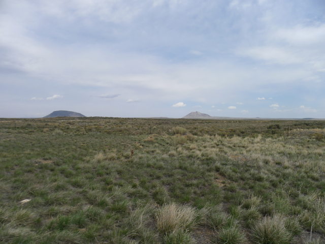 Arco rd buttes
